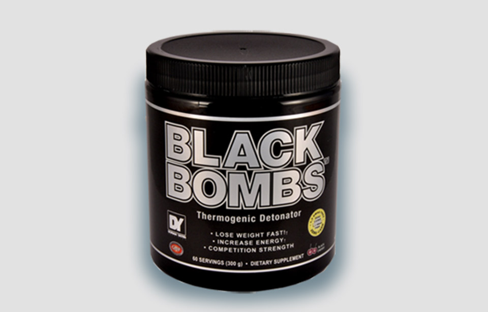 BLACK BOMBS POWDER